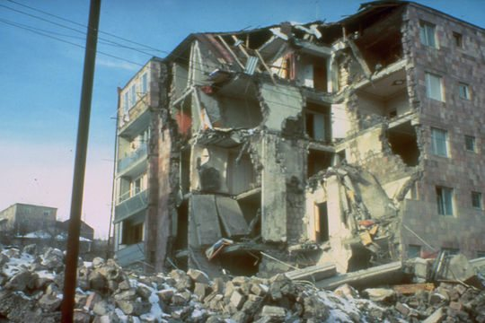 DAY OF REMEMBRANCE OF VICTIMS OF THE 1988 EARTHQUAKE