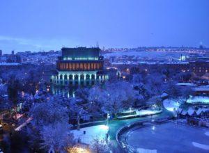 WINTER, ARMENIA