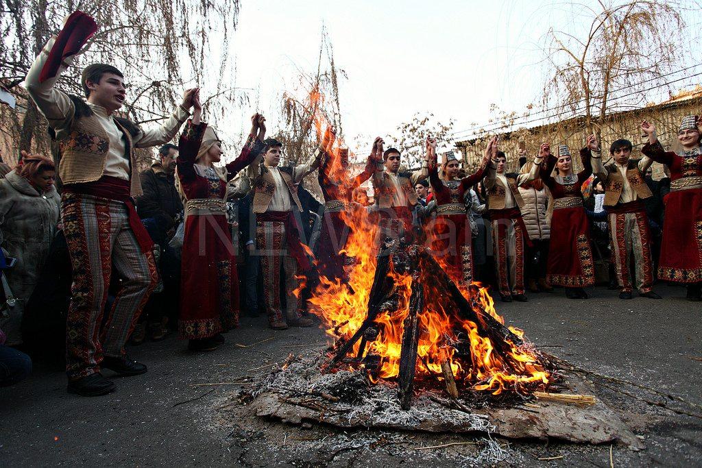 Saint Sargis - Armenian Holidays