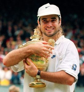 Andre Agassi Famous Armenian celebrity