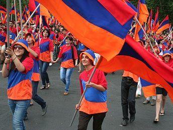 Armenia Independence Celebration