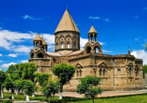 The Mother See of Holy Ejmiadzin