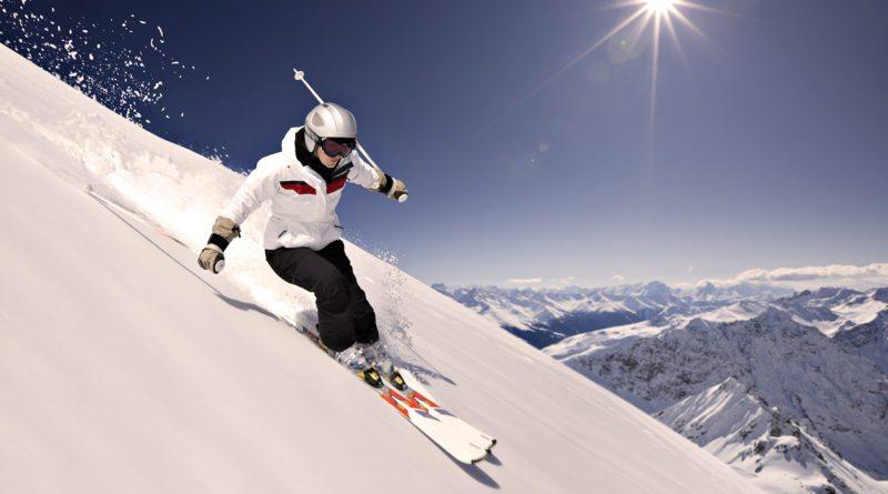 Skiing in Armenia