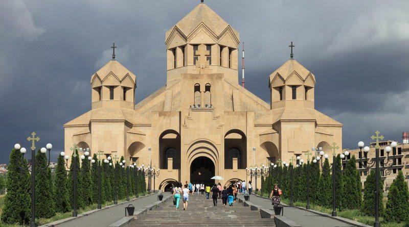 Saint Gregory the Illuminator Cathedral, Yerevan