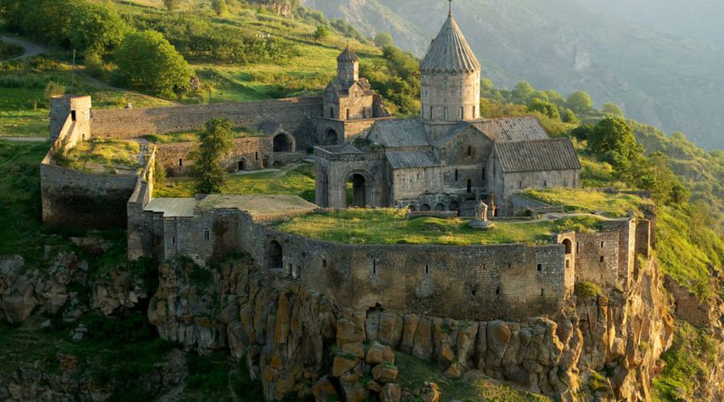 Tatev Monastery, Syunik, Armenia