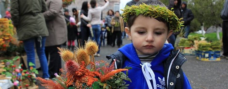 Palm Sunday - Armenian Holidays