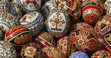 Armenian Easter Eggs