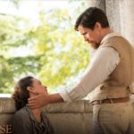 Charlotte Le Bon and Christian Bale in The Promise Movie