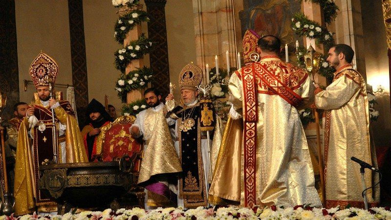 Armenian religion iarmenia armenian history holidays for Armenian cuisine history