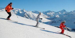 Горные лыжи в Армении