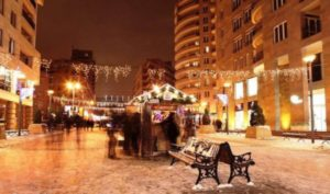 yerevan New Year