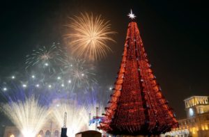 New Year in Armenia