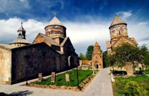 The Kecharis Monastery