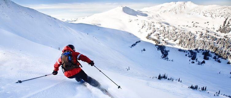 Цахкадзор, катание на лыжах в армении