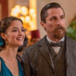 Charlotte Le Bon and Christian Bale in The Promise Movie - Tsitsernakaberd