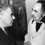 Victor Ambartsumian and William Saroyan