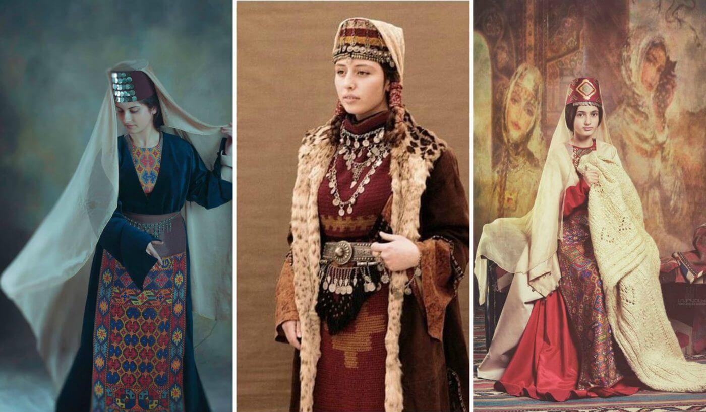 Armenian Women in Taraz