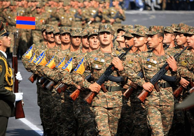National Army Day - Armenian Holidays