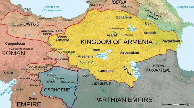 Armenian Maps IArmenia Armenian History Holidays Sights - Caspian sea world map