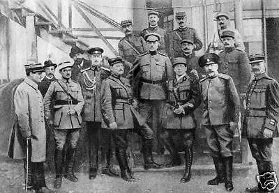 Armenian Army General Tovmas Nazarbekian World War