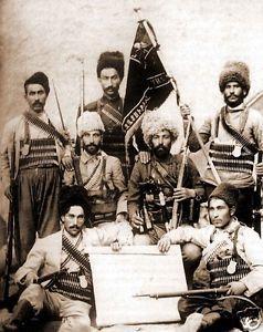 Armenian Military Fighters 1915 Turkey World War 1
