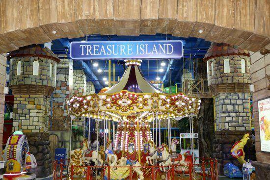 Captain Kid's Treasure Island