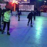 Ice rink Water World