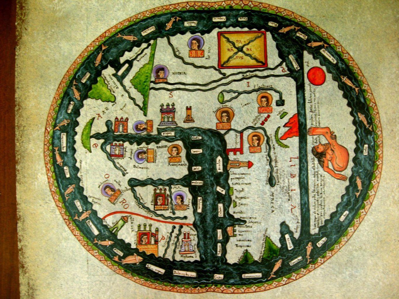Map of Beatus