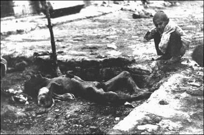 Murdered Armenian, 1915-1916