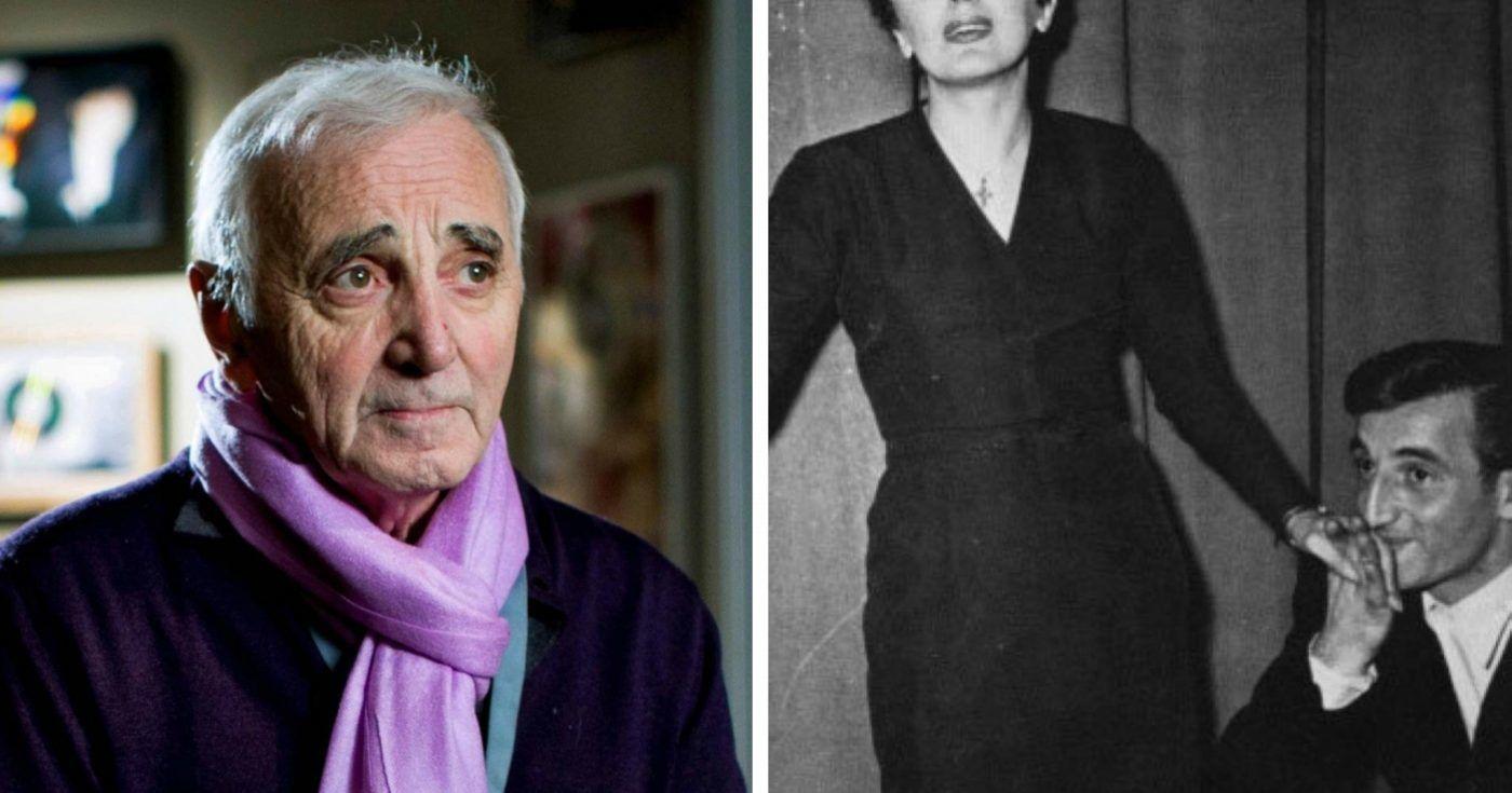 Aznavour's family