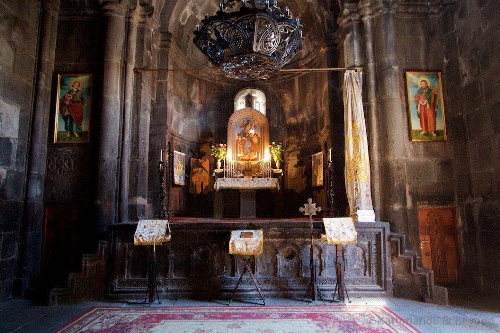 St Astvatsatsin Church
