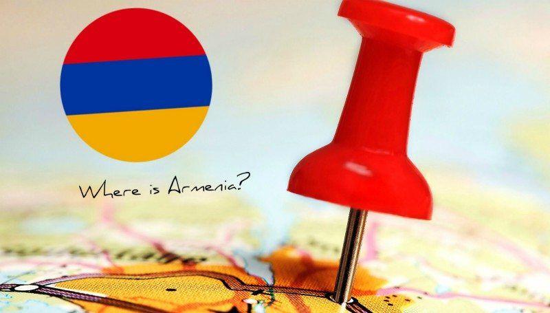 Where is Armenia?