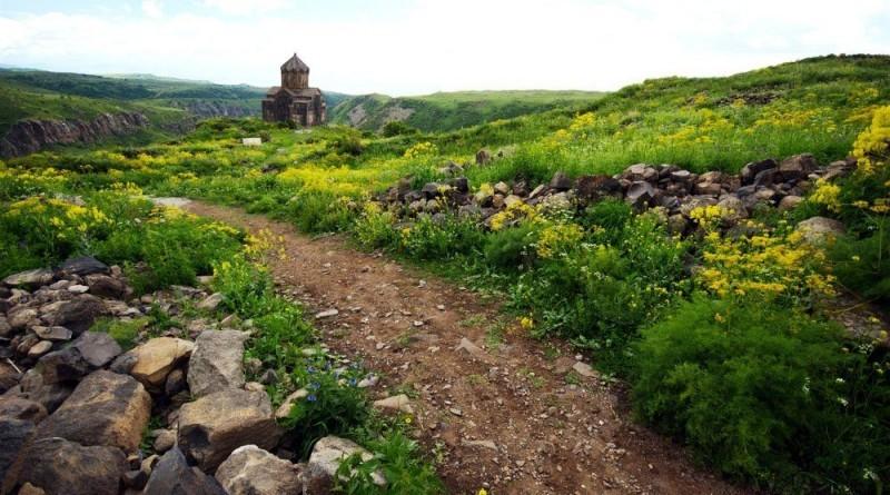 The Vahramashen Church