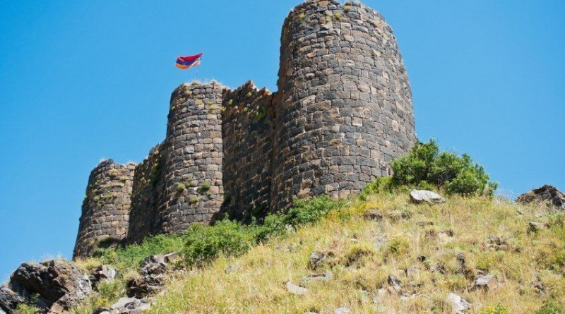 The Amberd Fortress