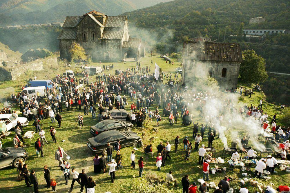 Khorovats Festival