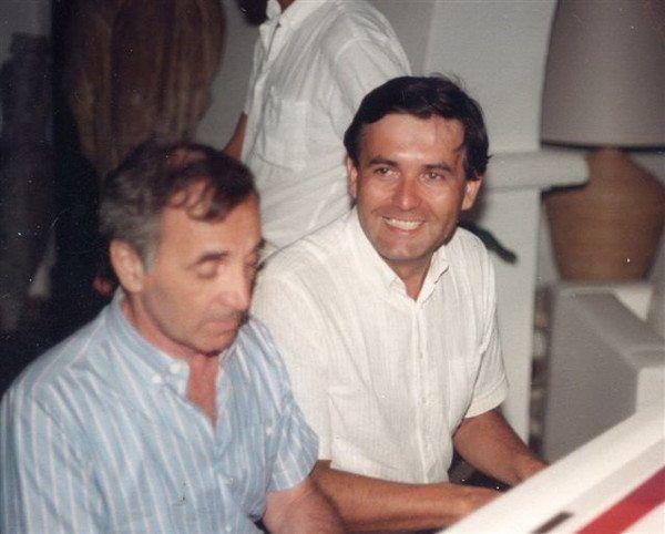 Patrick Aznavour
