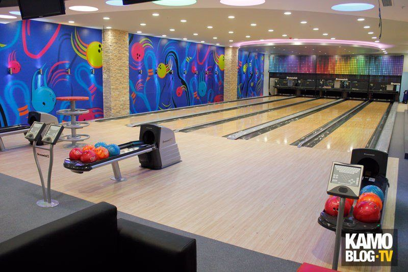 bowling hall