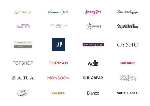 World-famous brands at Dalma Garden Mall