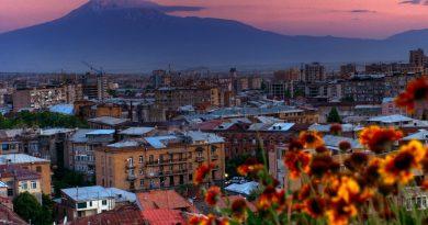 Population in Armenia