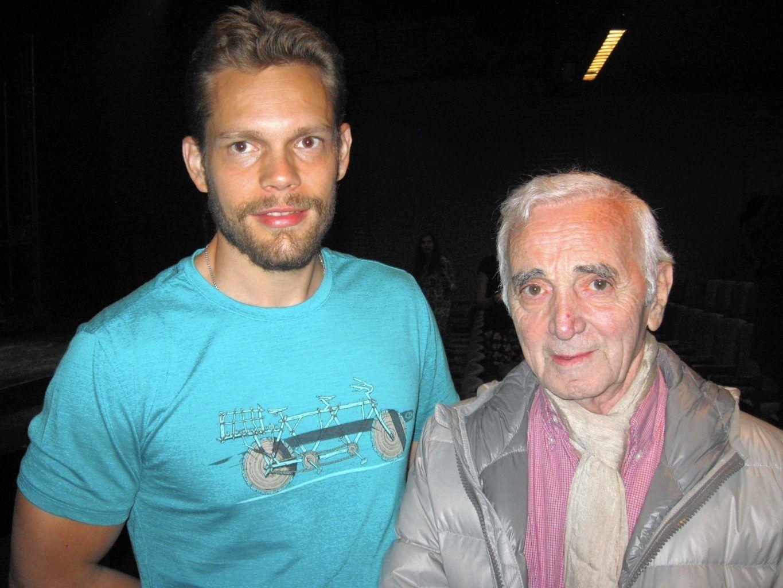 Nicolas Aznavour
