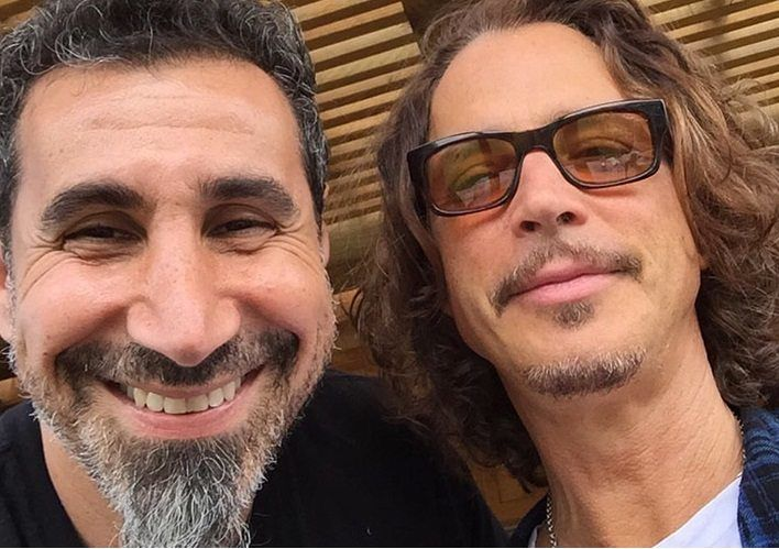 Serj Tankian & Chris Cornell