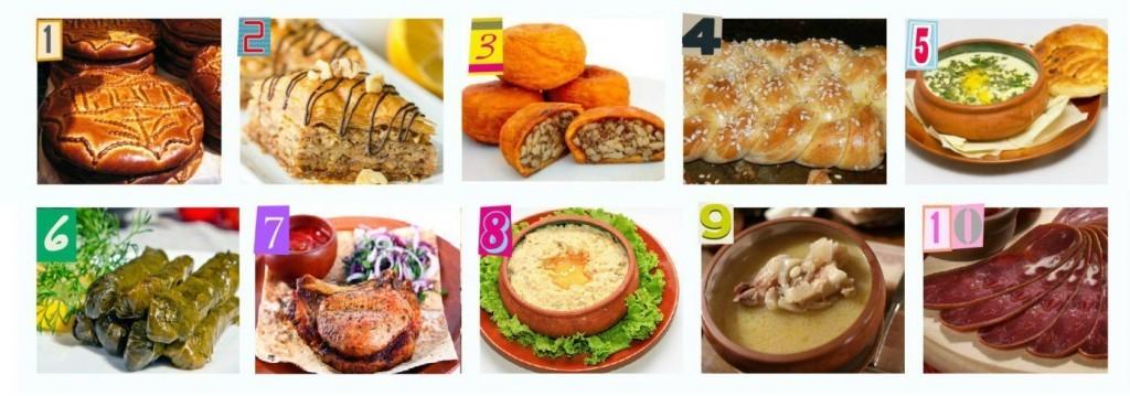 10 foods of Armenian Cuisine