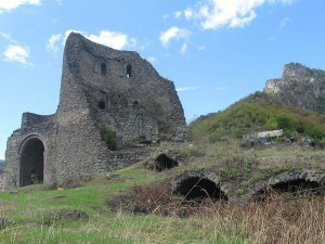 Akhtala Fortress
