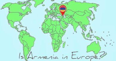 Is Armenia in Euorpe?AC