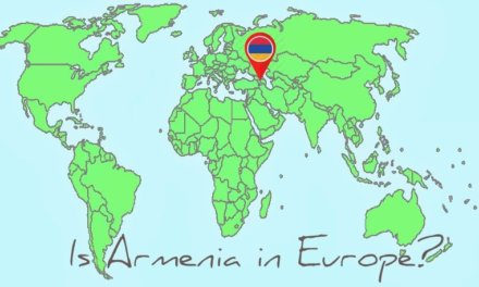 Is Armenia in Europe?