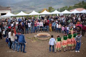 Artsakh Wine Festival in Togh village of Hadrut District