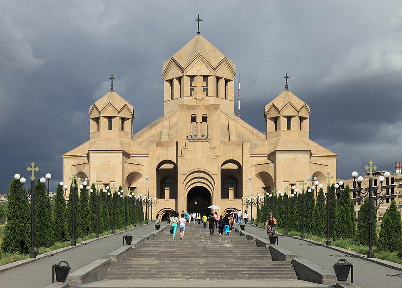 Saint Gregory the Illuminator Cathedral