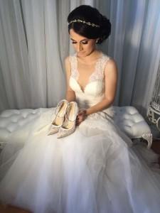 Armenian weddings_shoe