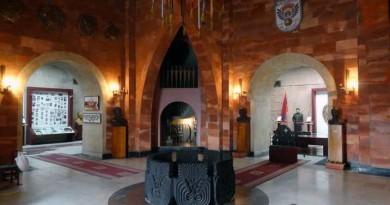 Military Museum in Yerevan