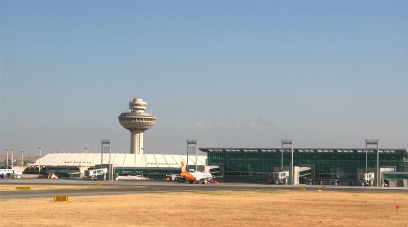 Zvartnots Airport